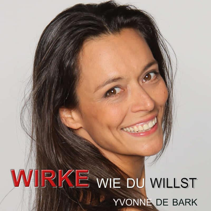 Immer die richtige Körperhaltung Podcast mit Yvonne de Bark