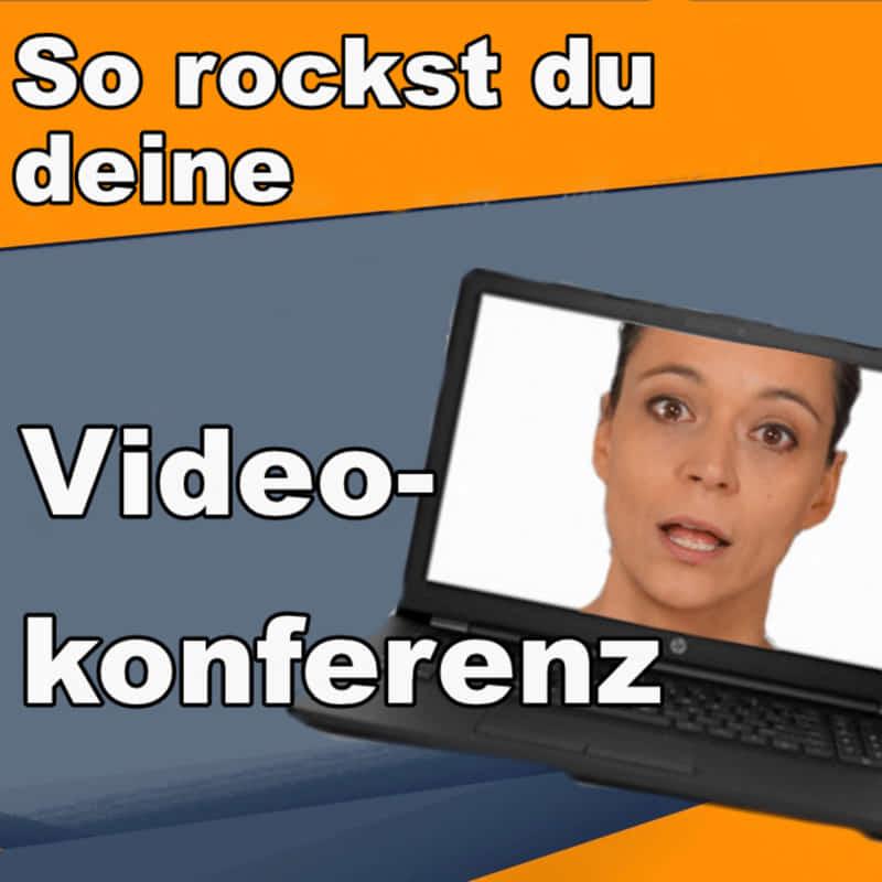 So rockst du deine Videokonferenz Podcast von Yvonne de Bark