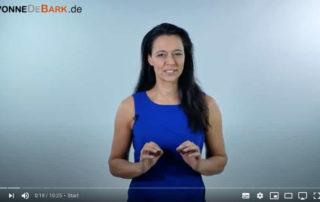 Sei bloss nicht authentisch Blog von Yvonne de Bark