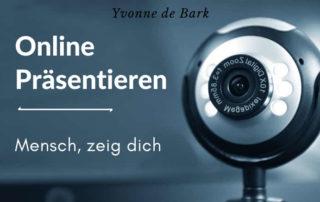 5 Tipps online präsentieren Kamara an und los von Yvonne de Bark