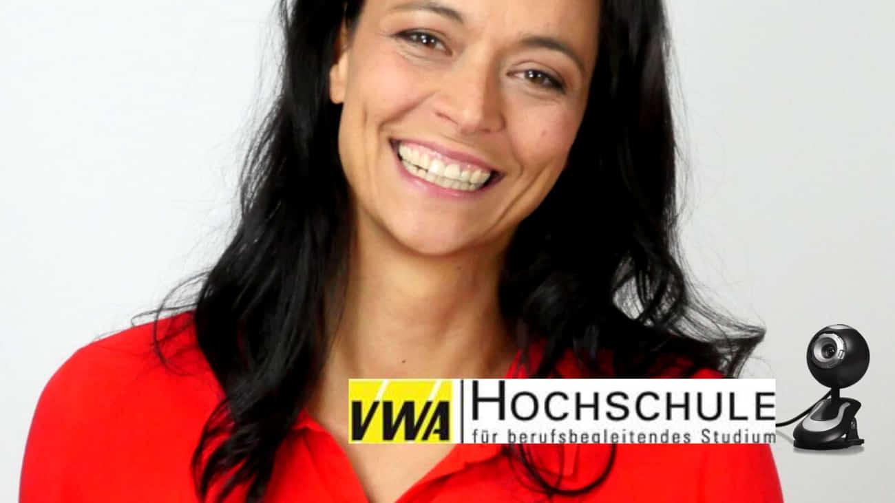 Digital Talk profeesionell online Präsentieren von Yvonne de Bark