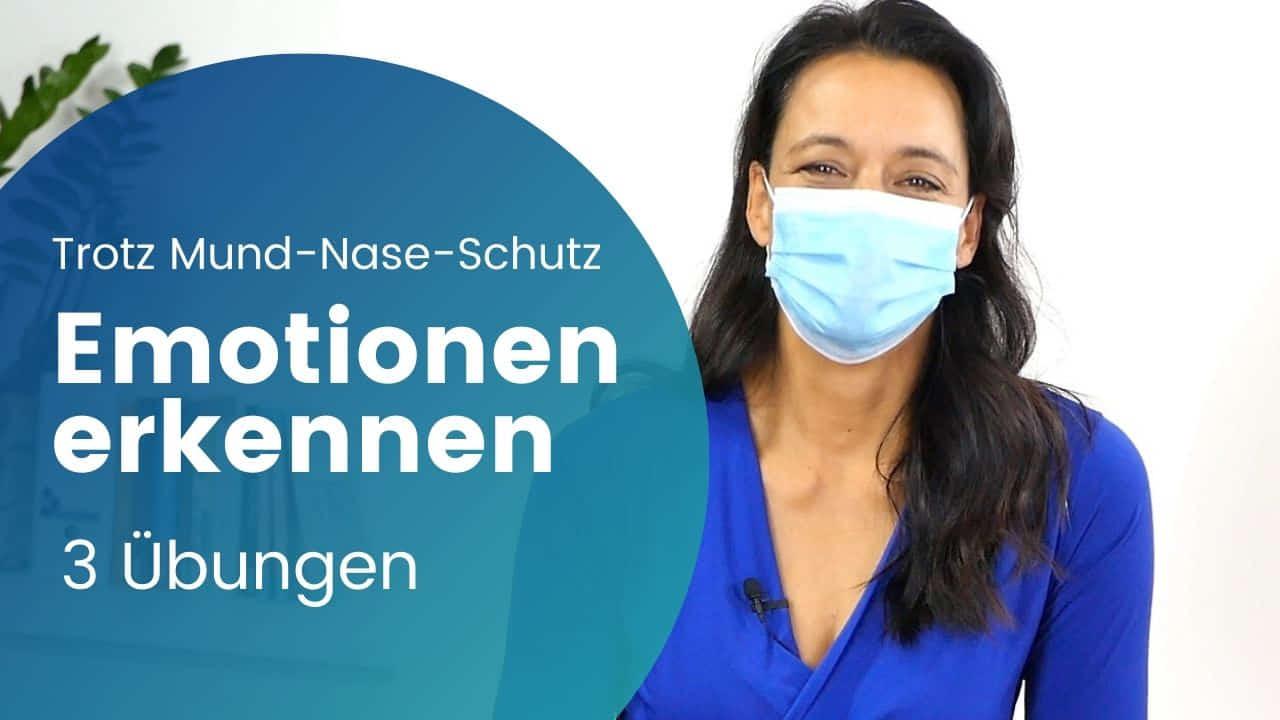 So kannst du Mimik lesen trotz Mund-Nase-Schutz Podcast von Yvonne de Bark