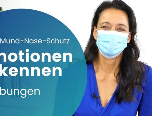 112: So kannst du Mimik lesen trotz Mund-Nase-Schutz