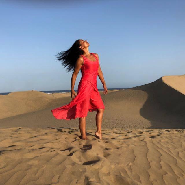 Heizer Sand deine Körpersprache verrät einiges von Yvonne de Bark